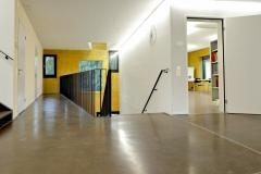 Jugendmusikschule, Dornach - Zementestrich