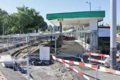 Tankstelle St. Louis, Basel - Industrieboden