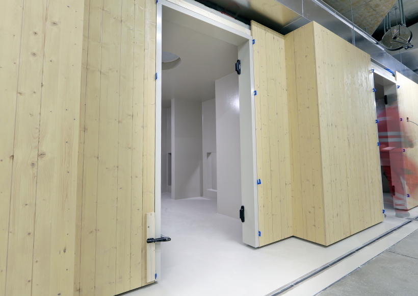 Tierheim beider Basel - Hunde- und Katzenboxen
